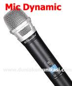 perbedaan mic dynamic condensor