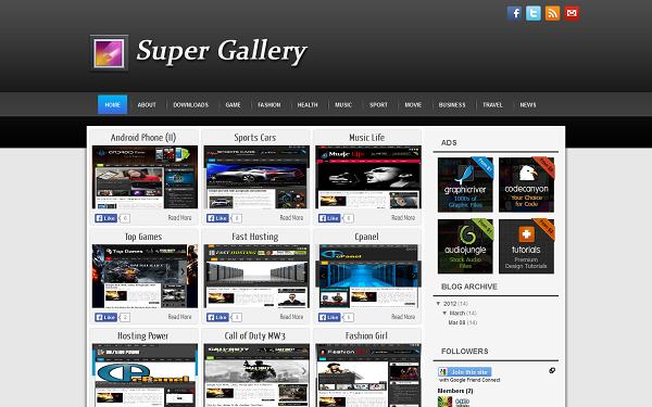 Super Gallery