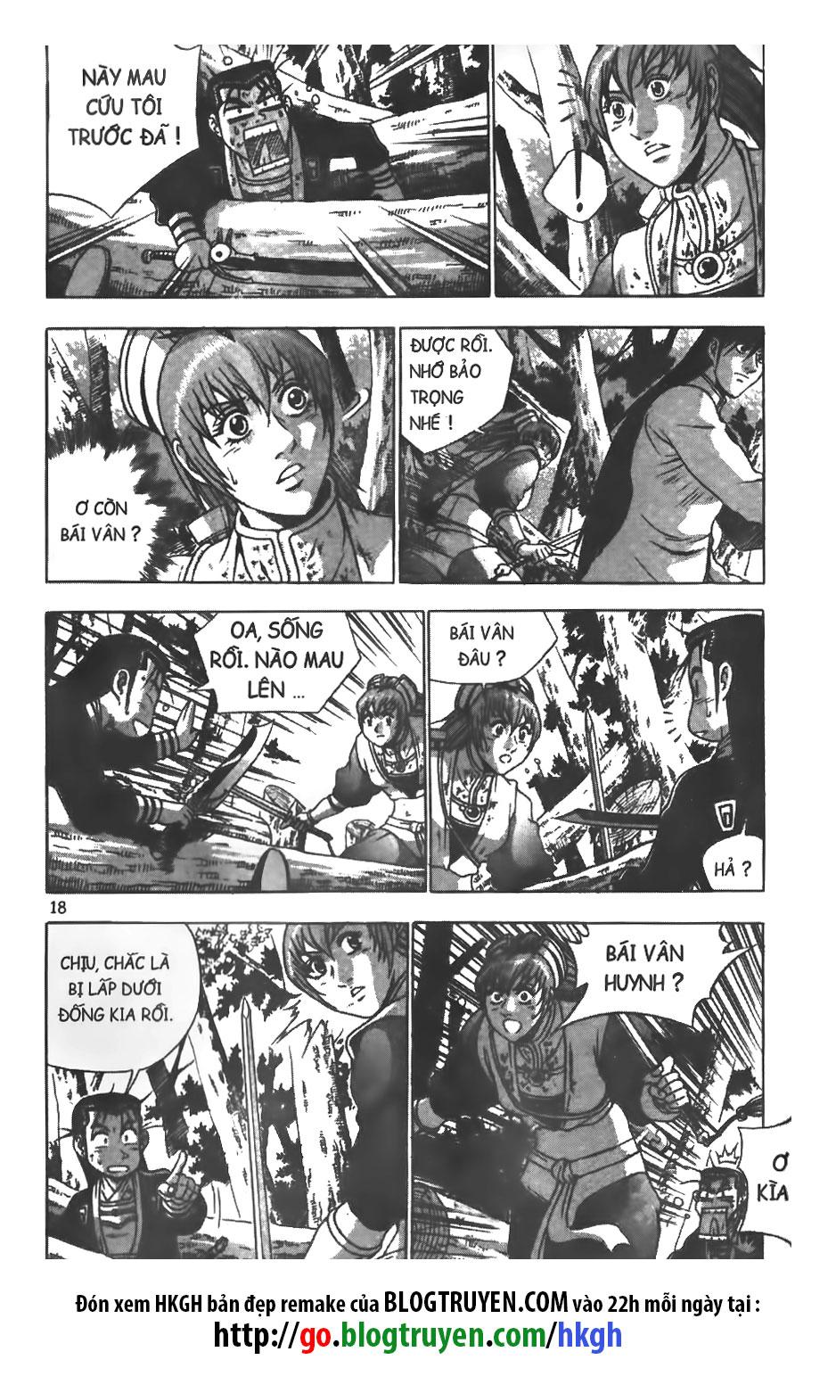 Hiệp Khách Giang Hồ chap 257 Trang 17 - Mangak.info