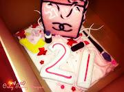 ♥ 21岁 蛋糕♥