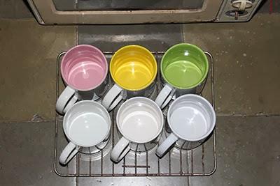 coating mug