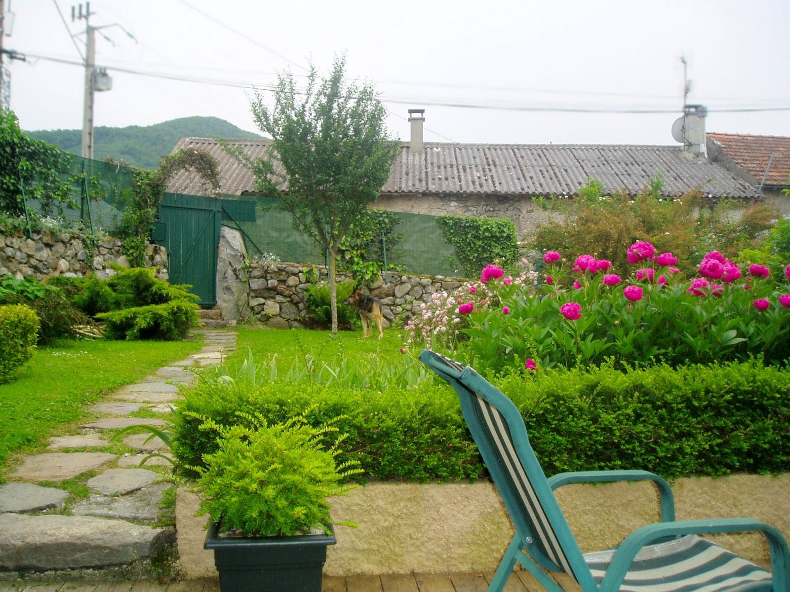 Arte y jardiner a dise o de jardines a cada ambiente su for Diseno de jardin