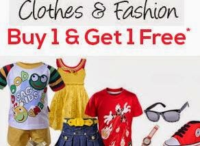 Firstcry: Buy Baby & Kids Clothes, Shoes & Fashion Buy 1 Get 1 Free
