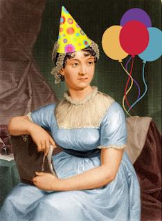 Jane Austen's birthday