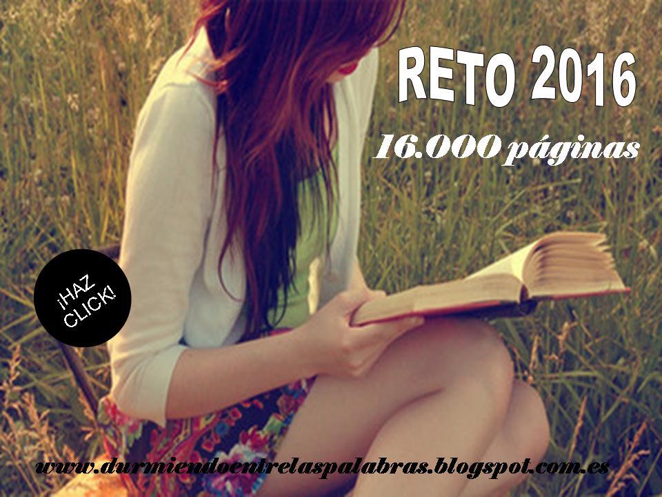 ¡Reto de las 16.000 páginas!