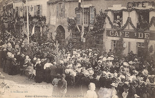 Festivités du 23 août - Cour-Cheverny