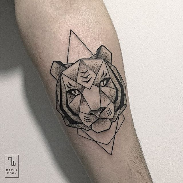 04-Tiger-Marla-Moon-Geometric-Shapes-with-Tattoo-Drawings-www-designstack-co