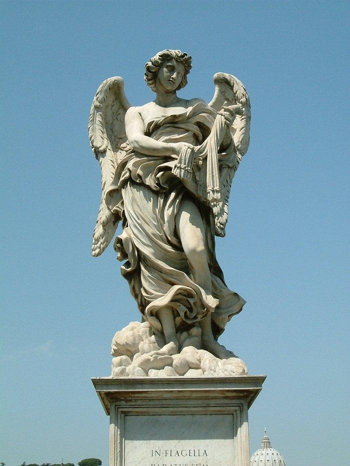 statues famous angel s...