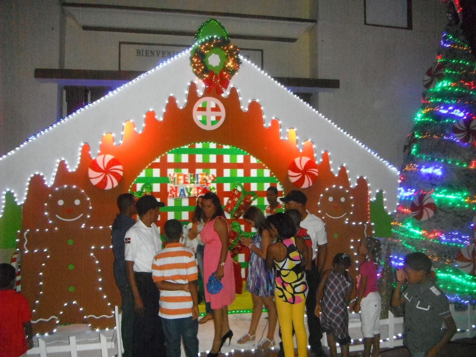 Decorados Escolares Obras Navidad
