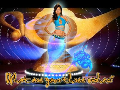 Real Genie Wishes