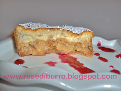 il sole e le mini cheesecakes