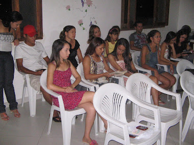 Café com Filme na Casa de Daniela