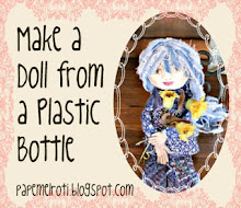 Doll from a Plastic Bottle