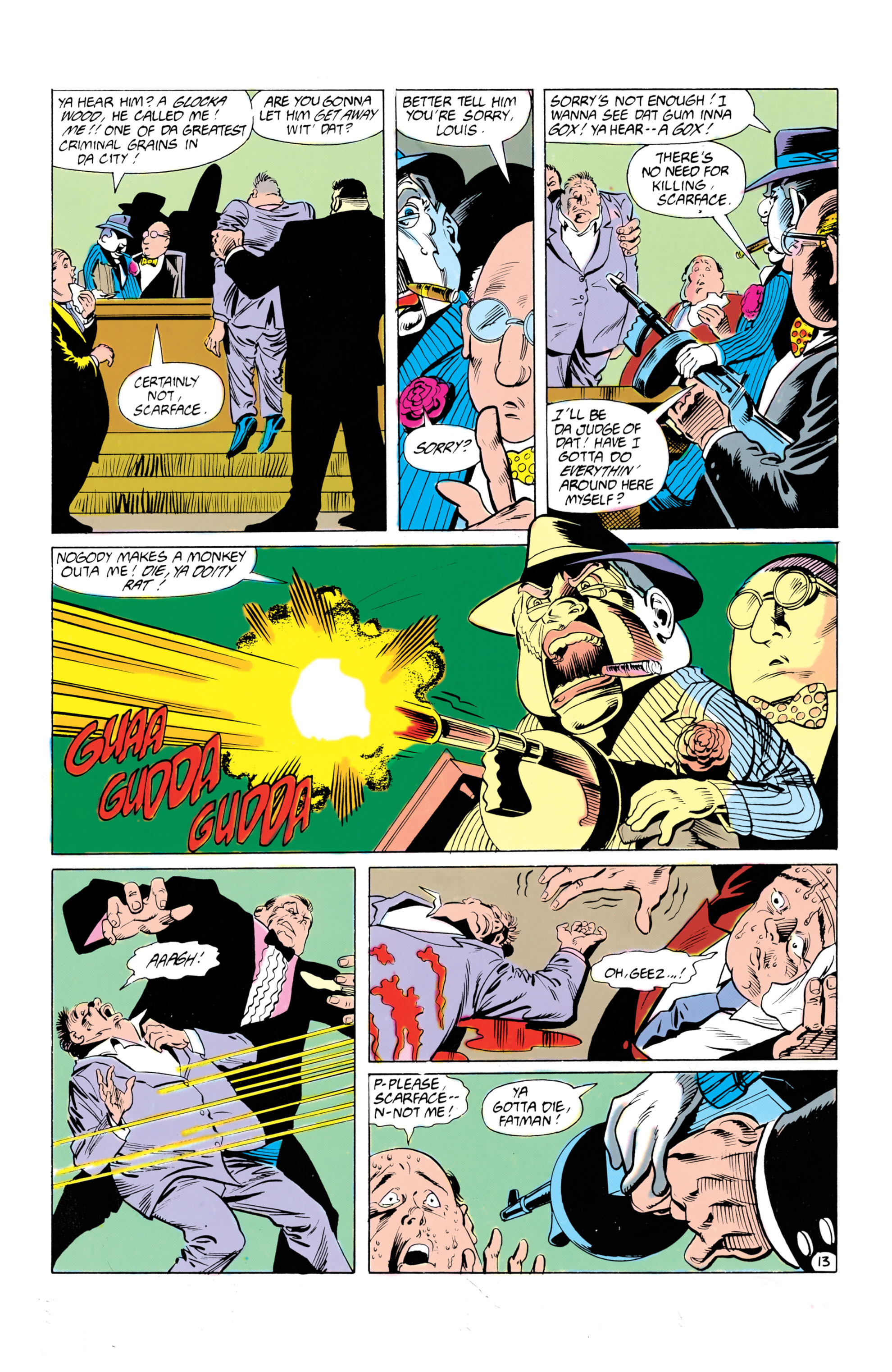 Detective Comics (1937) Issue #583 Page 14