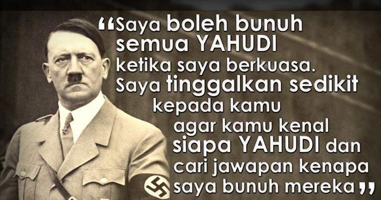 Citaten Hitler Sebenarnya : The abdul s istimewanya islam di mata adolf hitler