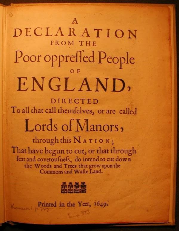 Declaración Diggers