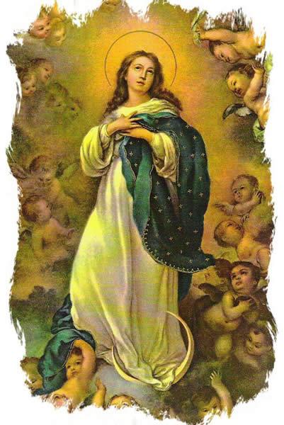 História de Imaculada Conceição