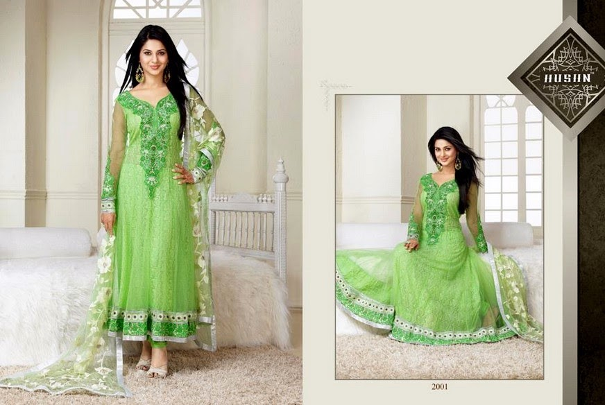 Indian Anarkali Long Frocks for Parties
