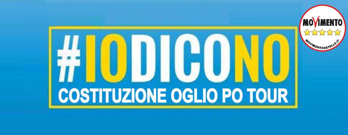 #IODICONO - COSTITUZIONE OGLIO PO TOUR - TUTTE LE DATE