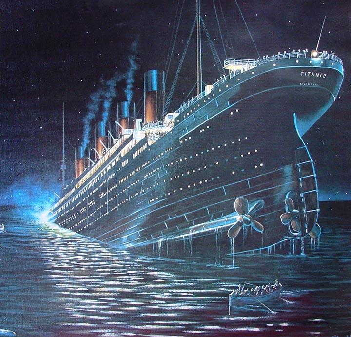 El TITANIC Image - FONDOS WALL