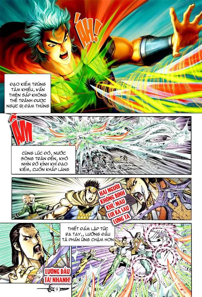 Thần Binh Huyền Kỳ I chap 146 Trang 9 - Mangak.info