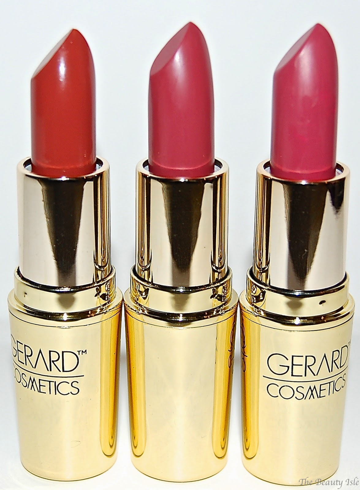 Gerard Cosmetics 1995, Rodeo Drive, Berry Smoothie Lipstick