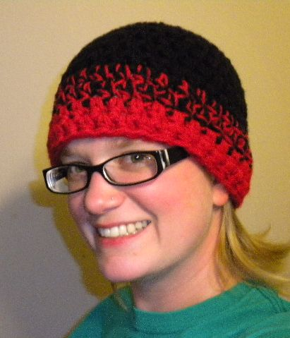 Simple Crochet Pattern For A Beanie : Artsy Daisy Crochet: The Very Last Minute: Gifts that you ...