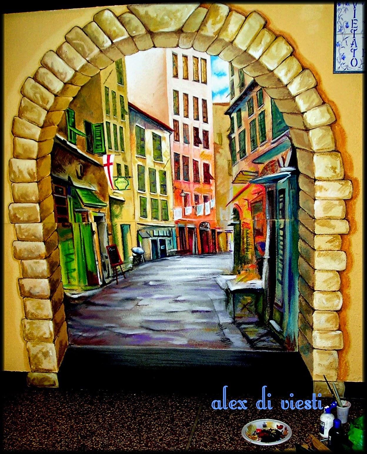 Rugiada dipinta by alex di viesti marsano decorazione di for Blog decorazione interni