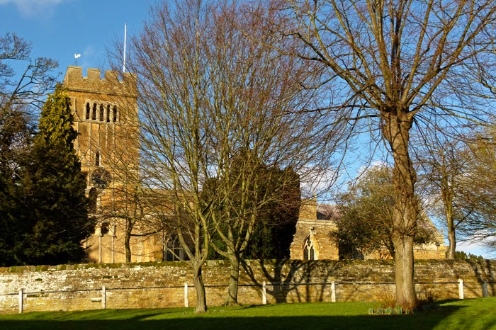 All Saints' Earls Barton, churches in Northamptonshire