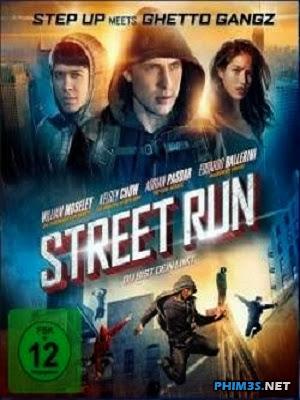 Xa Lộ Nảy Lửa Street Run