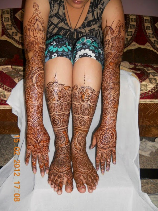 Mehndi Wallpapers Feet : Indian mehndi designs for hand and feet latest