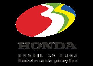 free download Honda 35 anos Logo Vector