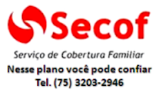 Secof - Jeremoabo/BA