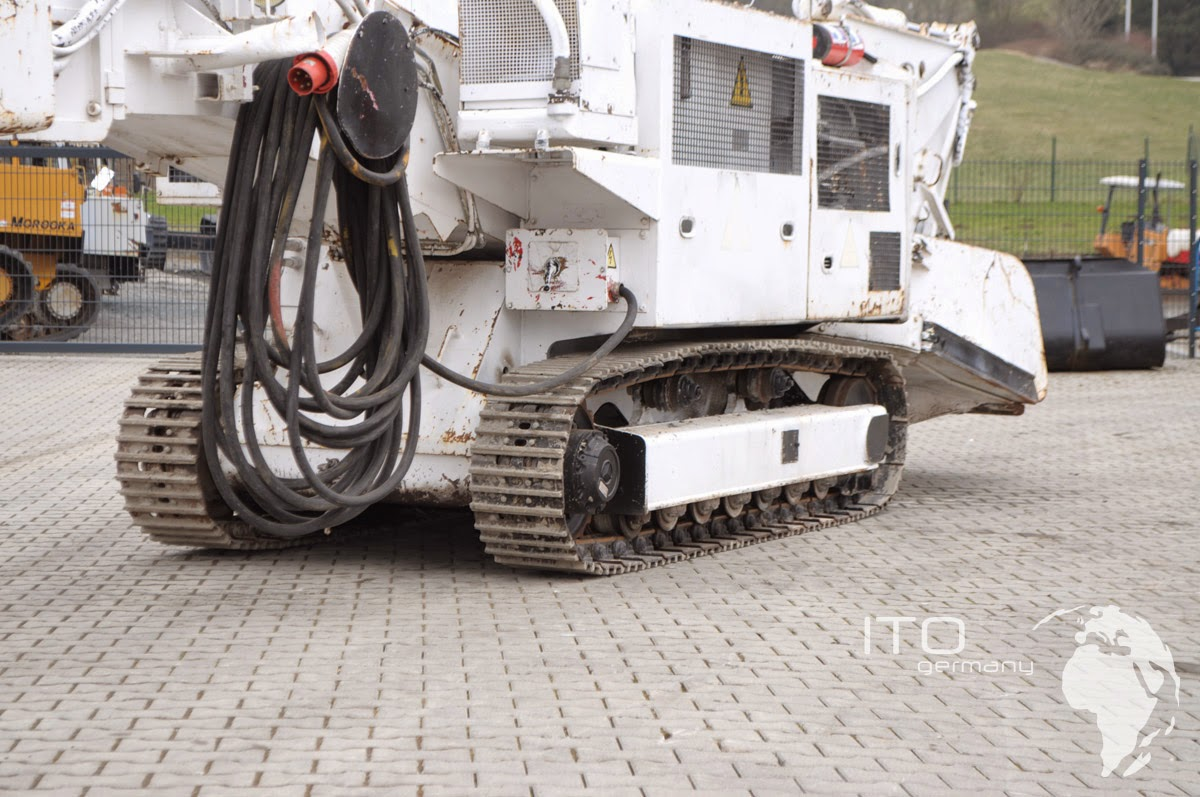 Tunel Excavadora ITC