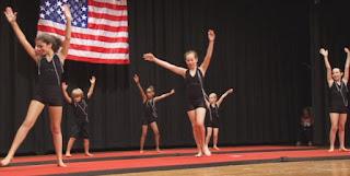 charlotte dance studio happy holiday