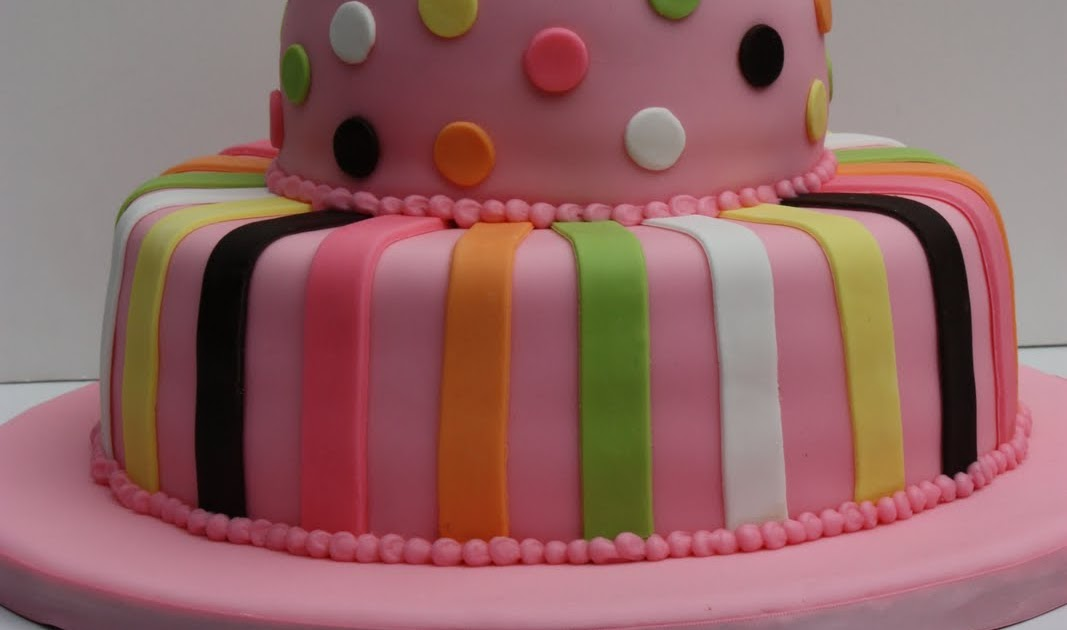 Cake Art Kirkland Wa : Whimsical by Design: Pink Jungle Animals First Birthday Cake