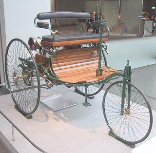 اول سياره بنز 1885,معلومات عن اول سياره,مخترع اول سياره