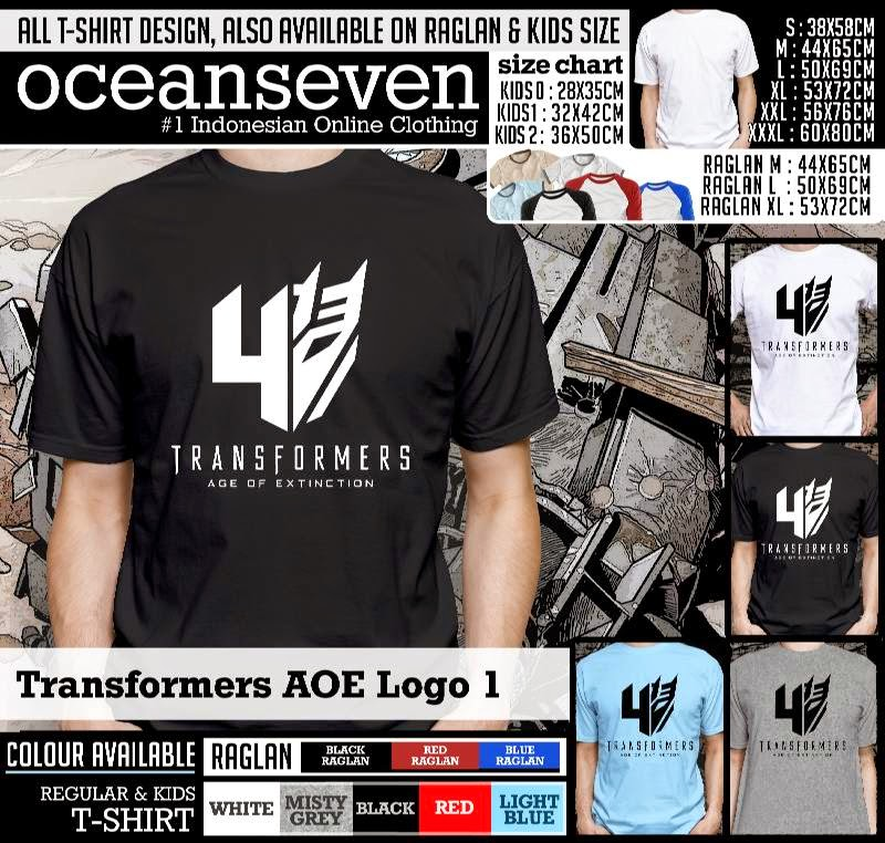 Kaos Transformers AOE Logo 1