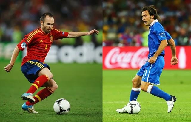 Prediksi Spanyol vs Italia