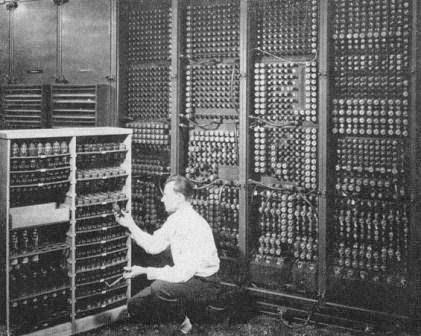 Sejarah Mainframe Komputer