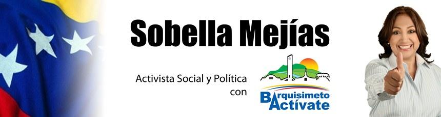 Sobella Mejías - Activista Social y Política con Barquisimeto Actívate