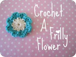 Crochet A Frilly Flower