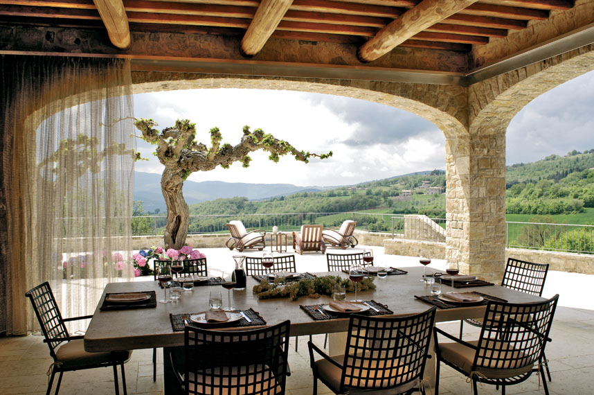 Habitacion italiana