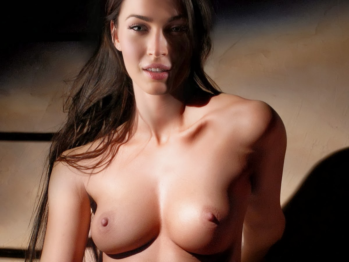 You Naked meganfox valuable