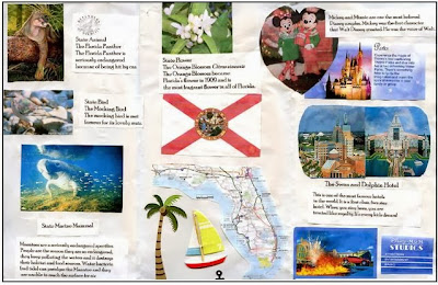 island brochure template - teaching with tlc fun ways to teach geography