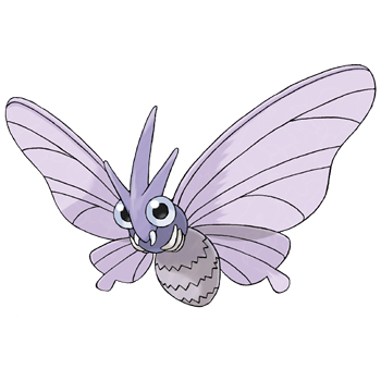 Venomoth | Pokémon Wiki | FANDOM powered by Wikia