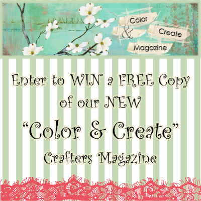 Color and Create Magazine