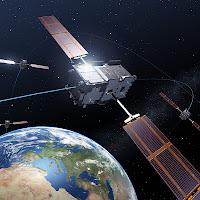 Satétile constelación Galileo