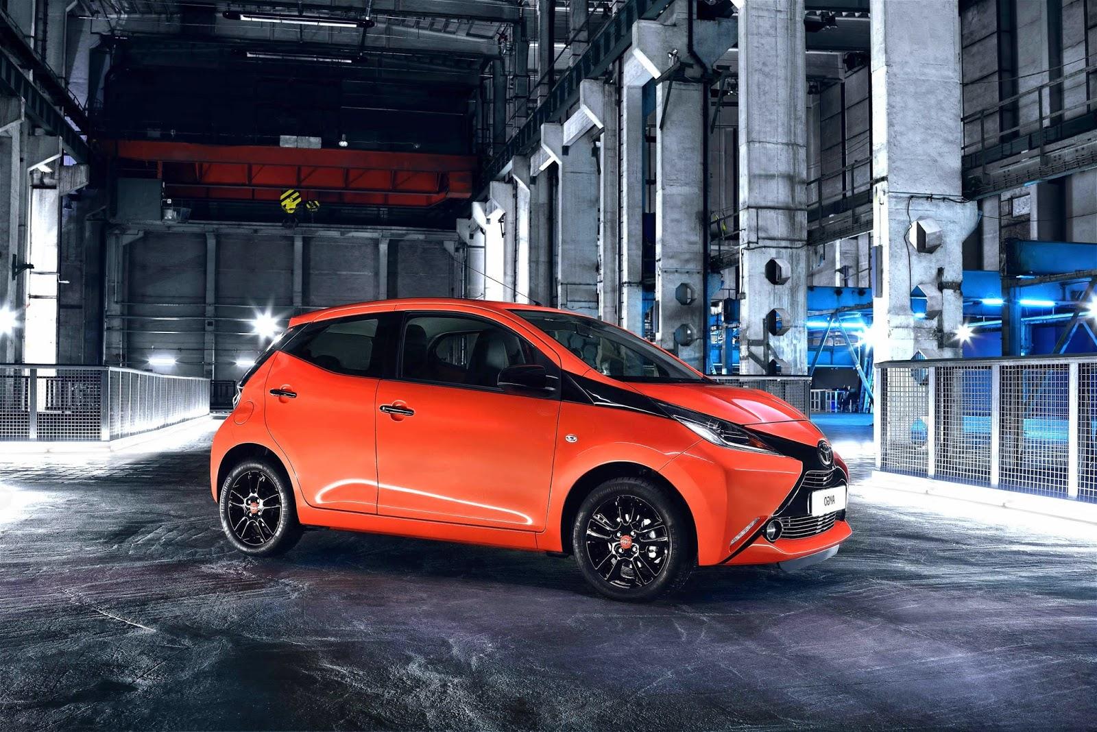2015 Toyota Aygo - Go Fun Yourself   Car Reviews   New Car ...