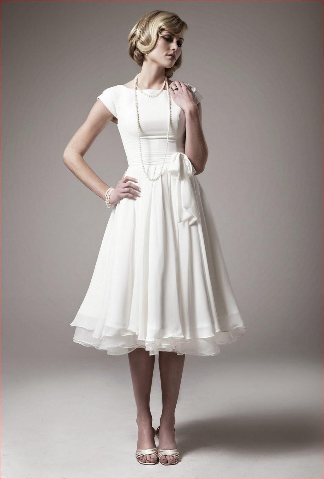 Wedding Dresses For Plus Size Over 40 – DACC